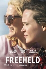 映画ハンズオブラブのポスター